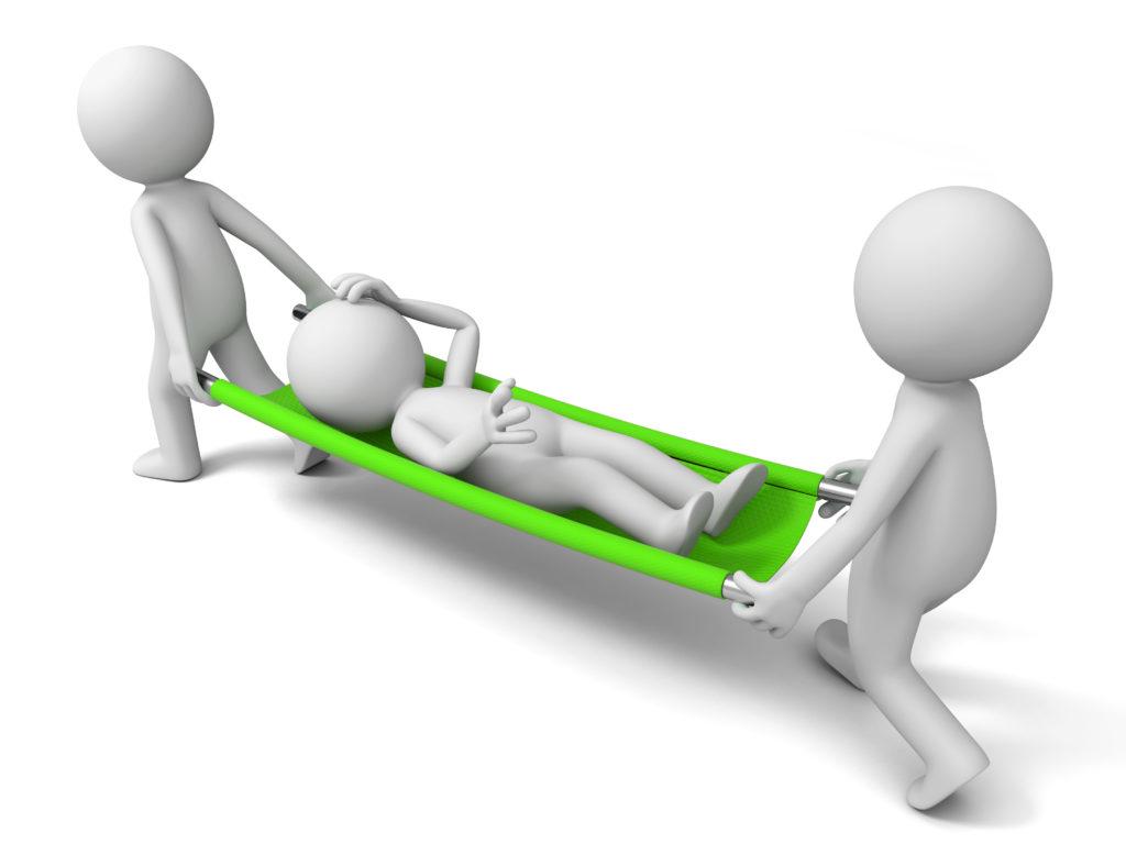 Процессинг с тяжелобольными людьми